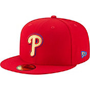 New Era Men's Philadelphia Phillies 59Fifty Logo Stopper Fitted Hat