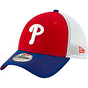 New Era Men's Philadelphia Phillies 39Thirty Practice Piece Stretch Fit Hat