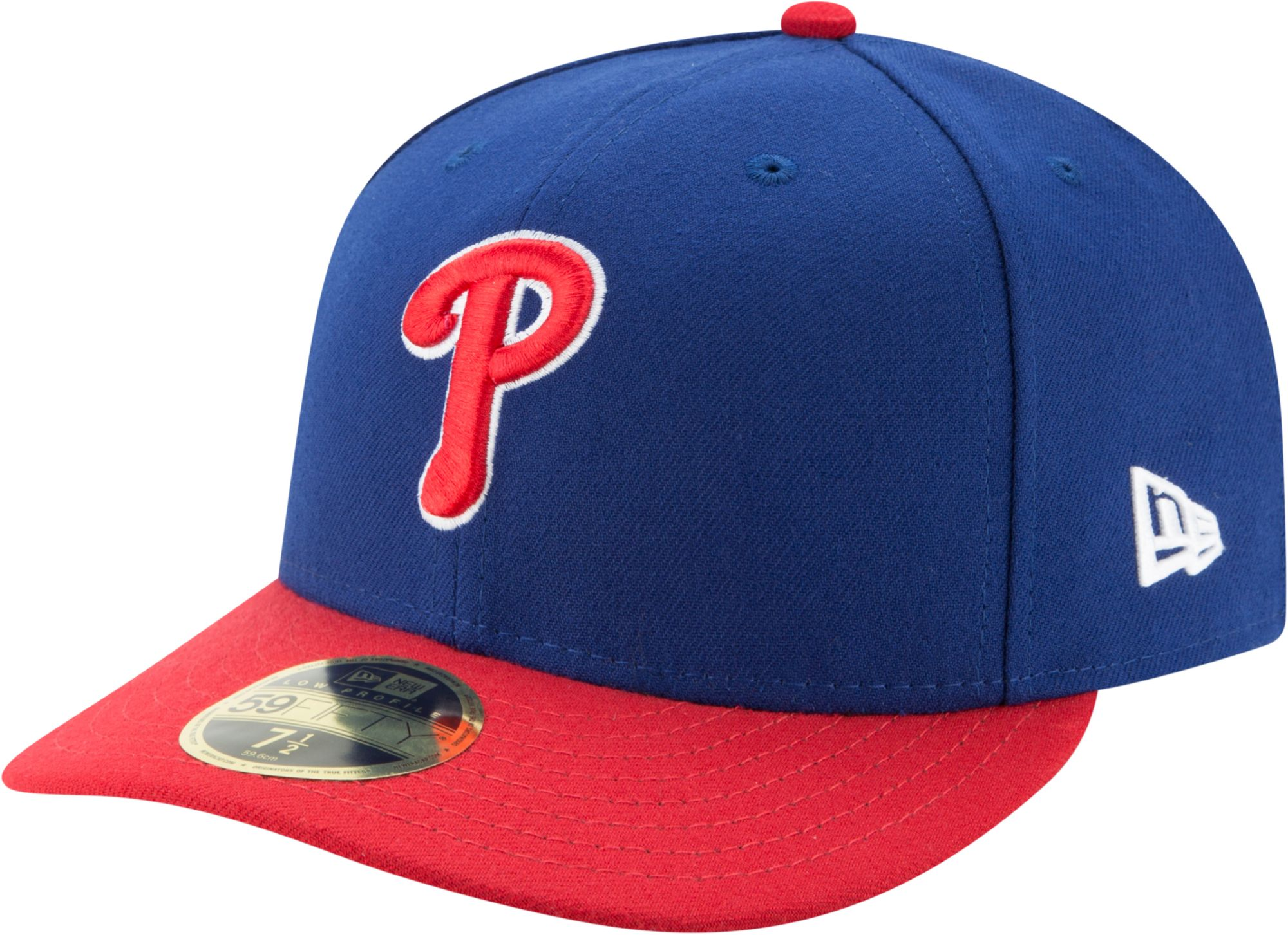 0f7714f2c7ade ... where can i buy new era mens philadelphia phillies 59fifty alternate  royal low crown fitted hat