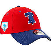 New Era Men's Philadelphia Phillies 39Thirty HexTech 2019 Spring Training Stretch Fit Hat