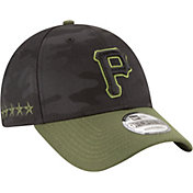 New Era Men's Pittsburgh Pirates 9Forty 2018 Memorial Day Adjustable Hat