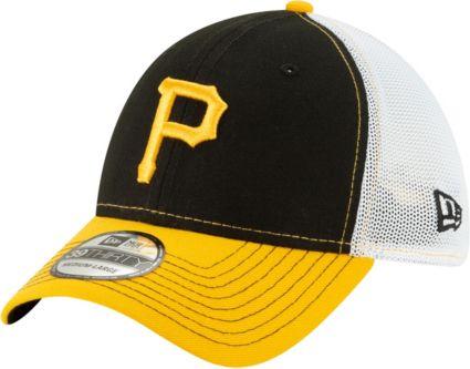 New Era Men s Pittsburgh Pirates 39Thirty Practice Piece Stretch Fit ... c9c35c3b7df