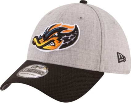 New Era Men s Akron Rubberducks 39Thirty Stretch Fit Hat. noImageFound 2d05b134f2f