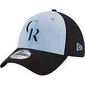 New Era Men's Colorado Rockies 39Thirty 2018 Father's Day Stretch Fit Hat
