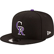 New Era Men's Colorado Rockies 9Fifty Adjustable Snapback Hat