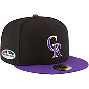 New Era Men's Colorado Rockies 59Fifty 2018 MLB Postseason Authentic Hat