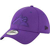 New Era Men's Colorado Rockies 39Thirty Clubhouse Purple Stretch Fit Hat