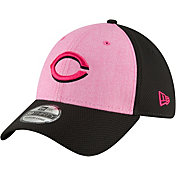 New Era Men's Cincinnati Reds 39Thirty 2018 Mother's Day Stretch Fit Hat