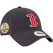 New Era Men's 2018 World Series Champions 9Twenty Boston Red Sox Adjustable Hat