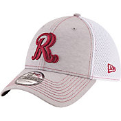 New Era Men's Frisco Rough Riders 39Thirty Stretch Fit Hat