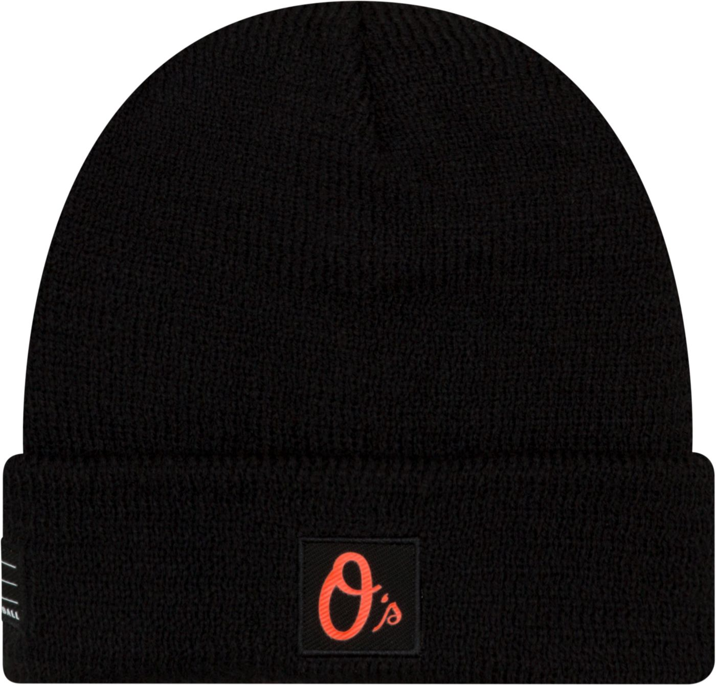 New Era Men's Baltimore Orioles Clubhouse Knit Hat