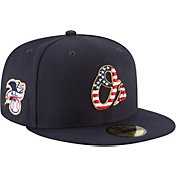 New Era Men's Baltimore Orioles 59Fifty 2018 4th of July Fitted Hat