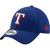 New Era Men's Texas Rangers 39Thirty Perf Play Stretch Fit Hat