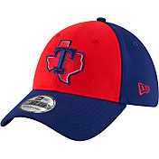 New Era Men's Texas Rangers 39Thirty MLB Players Weekend Stretch Fit Hat