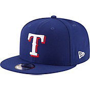 New Era Men's Texas Rangers 9Fifty Adjustable Snapback Hat