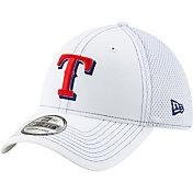 New Era Men's Texas Rangers 39Thirty Stretch Fit Hat