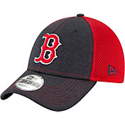 New Era Men's Boston Red Sox 9Forty Shadow Tech Adjustable Hat