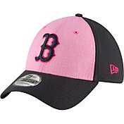 New Era Men's Boston Red Sox 39Thirty 2018 Mother's Day Stretch Fit Hat