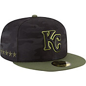 New Era Men's Kansas City Royals 59Fifty 2018 Memorial Day Fitted Hat