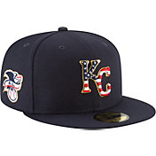 New Era Men's Kansas City Royals 59Fifty 2018 4th of July Fitted Hat