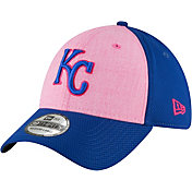 New Era Men's Kansas City Royals 39Thirty 2018 Mother's Day Stretch Fit Hat
