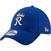 ac87657f Product Image · New Era Men's Kansas City Royals 39Thirty HexTech Batting  Practice Stretch Fit Hat