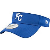 New Era Men's Kansas City Royals Clubhouse Adjustable Visor
