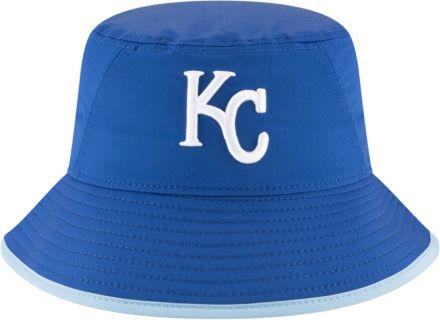 new style 430a2 914d6 New Era Men s Kansas City Royals Clubhouse Bucket Hat