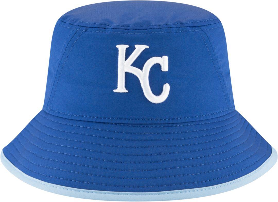 quality design 5ad35 83678 New Era Men s Kansas City Royals Clubhouse Bucket Hat 1