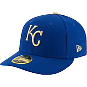 New Era Men's Kansas City Royals 59Fifty Alternate Royal Low Crown Fitted Hat