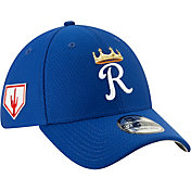 New Era Men's Kansas City Royals 39Thirty HexTech 2019 Spring Training Stretch Fit Hat
