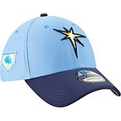 New Era Men's Tampa Bay Rays 39Thirty HexTech 2019 Spring Training Stretch Fit Hat