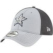 New Era Men's Houston Astros 39Thirty Neo Stretch Fit Hat