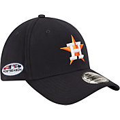 New Era Men's Houston Astros 39Thirty 2018 MLB Postseason Stretch Fit Hat