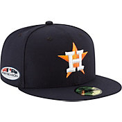 New Era Men's Houston Astros 59Fifty 2018 MLB Postseason Authentic Hat