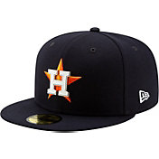 New Era Men's Houston Astros 59Fifty Metal Thread Fitted Hat