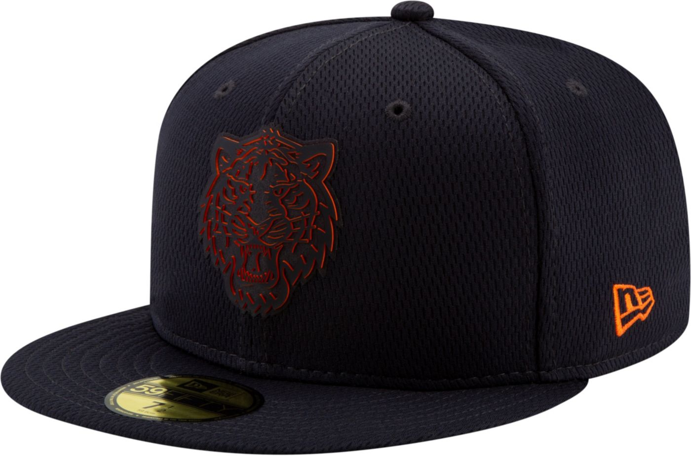 New Era Men's Detroit Tigers 59Fifty Clubhouse Navy Fitted Hat