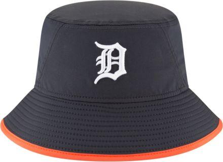 size 40 537c5 b8f6c New Era Men s Detroit Tigers Clubhouse Bucket Hat