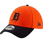 New Era Men's Detroit Tigers 39Thirty HexTech Batting Practice Stretch Fit Hat
