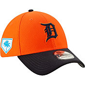 New Era Men's Detroit Tigers 39Thirty HexTech 2019 Spring Training Stretch Fit Hat