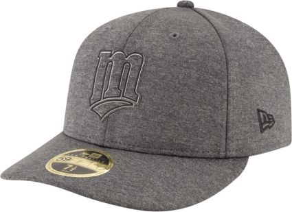 New Era Men s Minnesota Twins 59Fifty Clubhouse Low Crown Fitted Hat.  noImageFound 3599376620b2