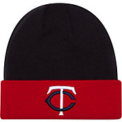 New Era Men's Minnesota Twins Knit Hat