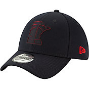 New Era Men's Minnesota Twins 39Thirty Clubhouse Navy Stretch Fit Hat