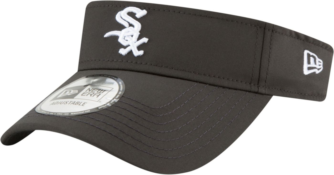 New Era Men's Chicago White Sox Clubhouse Adjustable Visor