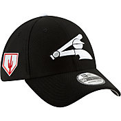 New Era Men's Chicago White Sox 39Thirty HexTech 2019 Spring Training Stretch Fit Hat