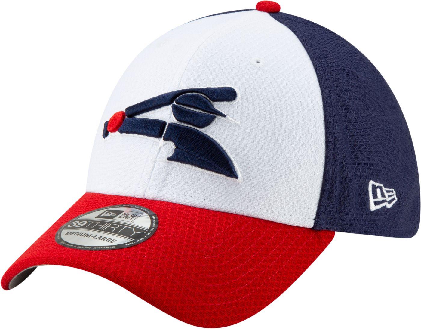 New Era Men's Chicago White Sox 39Thirty HexTech Batting Practice Stretch Fit Hat