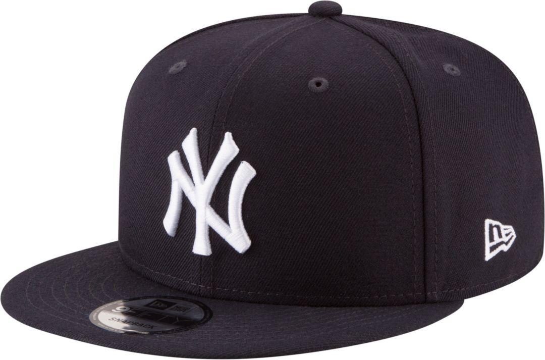 704b641f329732 New Era Men's New York Yankees 9Fifty Adjustable Snapback Hat ...