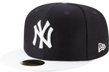 beb3afd0f6d New Era Men s New York Yankees 59Fifty HexTech Batting Practice Fitted Hat.  noImageFound