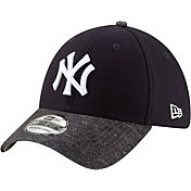 New Era Men's New York Yankees 39Thirty HexTech Batting Practice Stretch Fit Hat