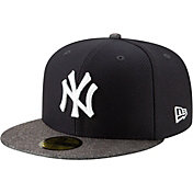 New Era Men's New York Yankees 59Fifty HexTech Batting Practice Fitted Hat